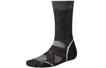 Smartwool PhD Outdoor Medium Crew charcoal